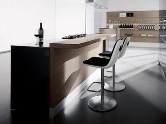 Kristalia - boum stool - Verstellbarer Hocker