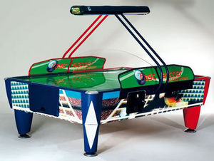 BILLARES SAM - double soccer - Air Hockey Tisch