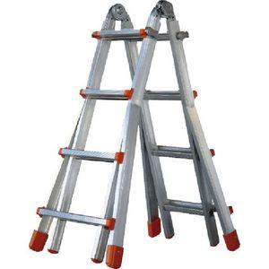 Teleskopierbare Leiter
