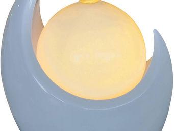 ZEN LIGHT - fontaine d'intérieur moonlight avec éclairage 20x - Zimmerbrunnen