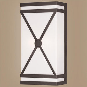 LIVEX LIGHTING -  - Badezimmer Wandleuchte