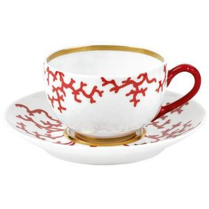 Raynaud - cristobal rouge - Teetasse