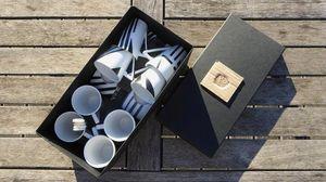 Tywacs Créations - ' - Kaffeeservice