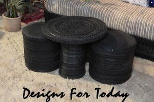 DESIGNS FOR TODAY -  - Tischbein