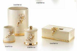 Ceramiche Stella -  - Badezimmermulleimer