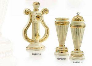 Ceramiche Stella -  - Tischuhr