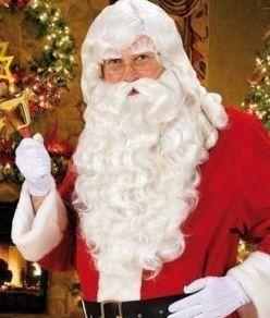 TOP FETES.COM -  - Weihnachtsmann Kleidung