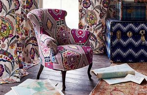 Mulberry Home -  - Sitzmöbel Stoff