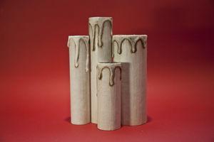 JOSE SANTOS CRUZ -  - Gefälschter Kerzenmantel