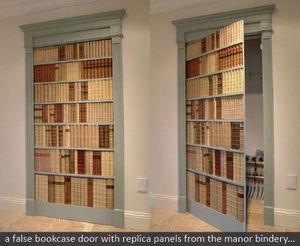 The Manor Bindery -  - Verfälsche Bibliothek
