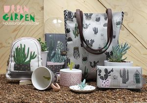 Disaster Designs - urban garden - Einkaufstasche