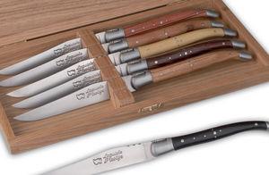Au Sabot - laguiole prestige - Steak Messer