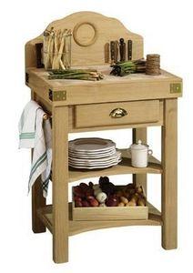Maison Strosser - le plot - Küchenblock