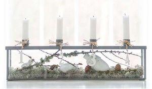 IB Laursen - avent - Weihnachtskerzenständer