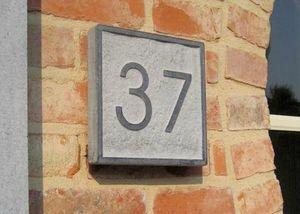 Signum Concept -  - Hausnummerschild