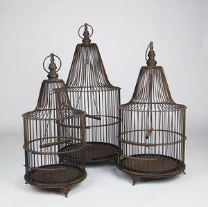PIETER PORTERS -  - Vogelkäfig