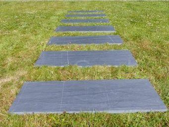 CLASSGARDEN - dalle pas japonais rectangulaire 80x30 - Japansteine