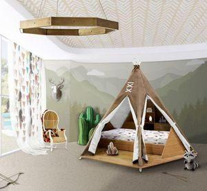 CIRCU - teepee - Kinderbett