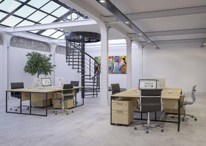 Buronomic - stricto sensu - Schreibtisch Büroräume