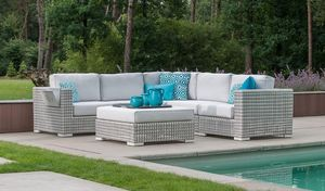 4 SEASONS OUTDOOR - madras - Gartensofa