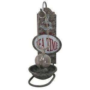 CHEMIN DE CAMPAGNE - présentoir boule à thé style ancienne - Teekugel