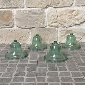 CHEMIN DE CAMPAGNE - 4 style ancienne cloche de jardin potager en verre - Pflanzenglocke