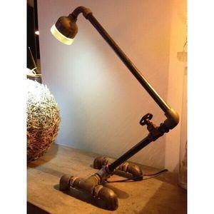 Mathi Design - lampe tuyaux - Schreibtischlampe
