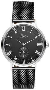 AUCTOR - l'élégante black - Uhr