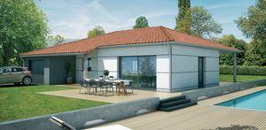 VM FRANCE - busca - Einstöckiges Haus
