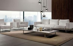 ITALY DREAM DESIGN - kristall 270 - Sofa 3 Sitzer