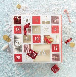 MY LITTLE DAY - 24 cases à remplir - Adventskalender