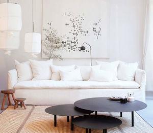Maison De Vacances - boho- - Sofa 4 Sitzer