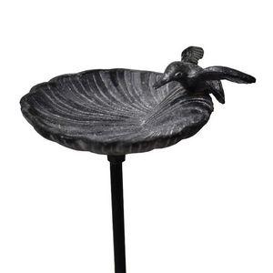 CHEMIN DE CAMPAGNE - bain d'oiseau 1391353 - Vogelbad