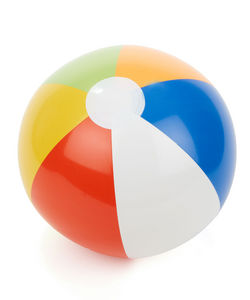 DEGUISETOI.FR -  - Aufblasbarer Ball
