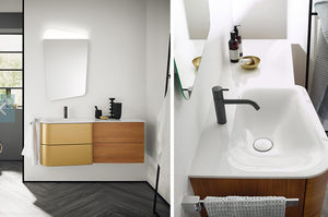 BURGBAD - -badu - Waschtisch Möbel