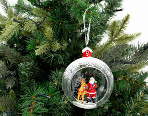 Flamant - tokiwa - Weihnachtskugel