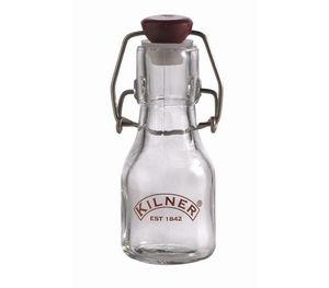 Flasche mit mechanischem Verschluss
