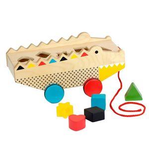 PETIT COLLAGE -  - Nachziehspielzeug