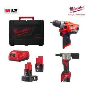 MILWAUKEE - riveteuse 1428323 - Nietmaschine
