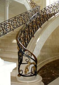 Decormarmi -  - Viertelgewendelte Treppe