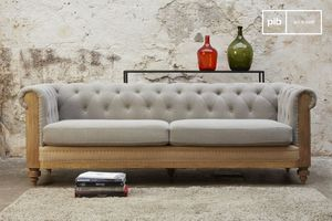 Produit Interieur Brut.com -  - Chesterfield Sofa