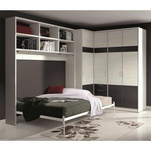 INSIDE75 -  - Hochklappbares Bett