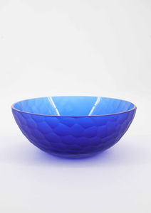 WAVE MURANO GLASS -  - Dekoschale