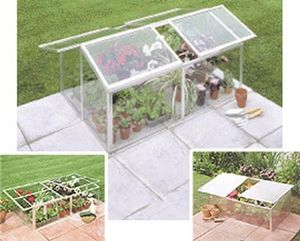 Halls Garden Products -  - Mini Treibhaus