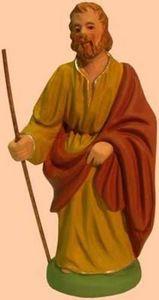Santons Escoffier - saint joseph - Krippenfigur