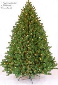 1800 Sendsilk -  - Weihnachtsbaum