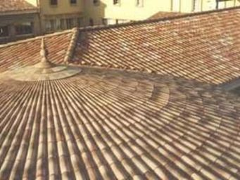 TERRES D'ALBINE -  - Dachziegel