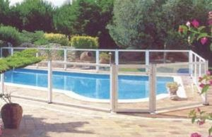 Euro Piscine Services -  - Poolzaun