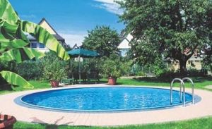 MTH SUNNYPOOL -  - Traditioneller Schwimmbad