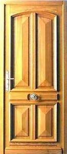 Portes Mid - soilly - Eingangstür